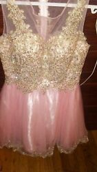 Junior dresses size small formal $82.00
