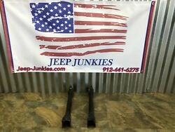 Upper Front Control Arms PAIR JEEP WRANGLER TJ LH RH $49.99