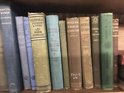 Vintage antique Books Lot of 10 Random unsorted mixed wholesale crafts $29.99