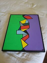 Beautiful modern art painting made by local Los Angeles artist $119.00