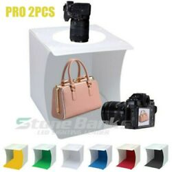 Mini Light Room Photography Lighting Photo Studio  Tent Kit Cube Box Backdrop US $11.59