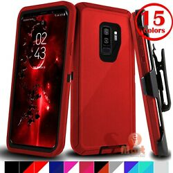 For Samsung Galaxy S9  S9 + Plus Case Cover  Belt Clip Fits Otterbox Defender $9.99
