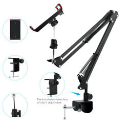 5 10.6quot; Flexible Long Arm 360° Stand Clip Holder Phone Tablet IPad Desk Bracket $21.84