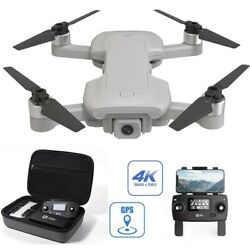 Holy Stone HS510 foldable GPS drone 4HD camera brushless 5G WIFI quadcopter CASE $169.99