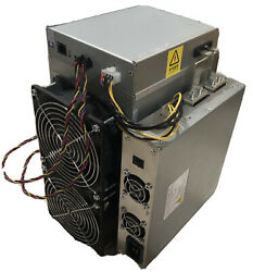 Ebang Ebit Asic Bitcoin Miner E12 44TH S with PSU NOT Antminer S17 T17 S19 $995.00