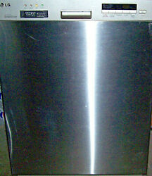 LG Dishwasher LDS4821ST - Stainless Steel - PICK UP ONLY KANSAS CITY AREA $150.00