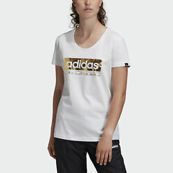 adidas Foil Graphic Tee Women#x27;s $11.99