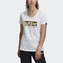 adidas Foil Graphic Tee Women#x27;s $10.99