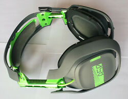 ASTRO A50 Gaming gen 3 HEADSET ONLY Xbox One PC Works but CRACK on HEADBAND $59.99