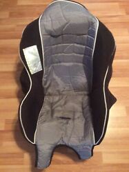 Evenflo Tribute Convertible Car Seat Fabric Cover Cushion Replacement Part Black $17.50