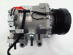AC Compressor For Honda Civic 1.8L 2007 2008 2009 2010 2011 w3pin Connector $134.94