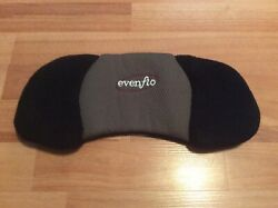 Evenflo Car Seat Carrier Convertible Head Support Cushion Part Replacement Black $7.99