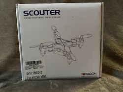 Foldable Mini Scouter Drone - Drocon DC-65 Beginner RC - Altitude Hold  $14.50