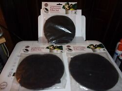 NORPRO Compost Keeper Replacement Filter Set 94F Lot of 3 Sets NEW Sealed $13.00