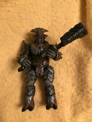 McFarlane Toys Halo Reach Brute Chieftain Action Figure Complete $30.00