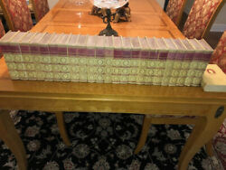 Mark Twain American Artist Edition Complete Works 24 Volumes Great Condition.