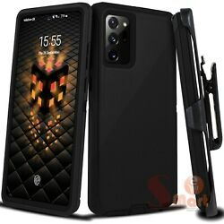 For Samsung Galaxy Note 20 Ultra Case Cover  Belt Clip Fits Otterbox Defender $13.99