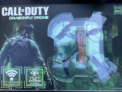 NEW Sealed Call of Duty Dragonfly Drone w/ WIFI Camera Aerial Drone 360 $28.99