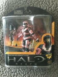 Brand New in Box McFarlane Halo Reach Series 3 Pink Female Air Assault Figure!  $30.00