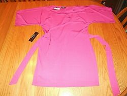 The Limited solid pink short sleeve Classy Cocktail Dress Size XXS PETITE NWT $14.95
