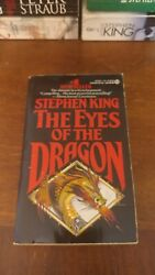 The Eyes Of The Dragon by Stephen King - Paperback Book Signet Books 1988 $2.99