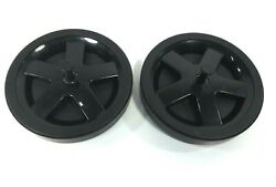 Bissell 2080 2080c 2080 4 Quick Steamer or pet Wheels and Wheel axles $16.79