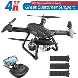 Holy Stone HS700D 4K FHD Camera Drone FPV Brushless Quadcopter Selfie Follow Me $199.99
