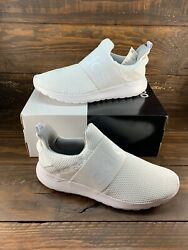 Adidas Cloudfoam Lite Racer Adapt Men#x27;s Slip On Shoes Sneakers BC0941 NEW $54.99