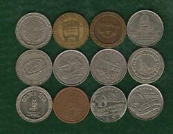 CASINO GAMING TOKEN YOU PICK THE ONE YOU WANT G VEGAS RENO MORE $1.50