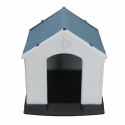 Dog House Water Resistant Dog House Outdoor for Small to Medium Sized