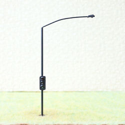 1 x traffic signal with street light HO OO scale model railroad led lamps #colBB $4.99