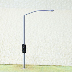 1 x traffic signal with street light HO OO scale model railroad led lamps #colGB $4.99