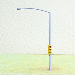 1 x traffic signal with street light HO OO scale model railroad led lamps #corGO $4.99