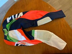 Fox 360 Divizion Pants Size 32 Motocross Motorcycle $100.00