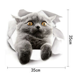 3D Home Wall Sticker for Kids Baby Cute Dormitory Bedroom Children Heigh $6.39