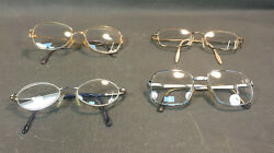 Set Of 4 Antique Pairs Of Sunglasses View Whose 1 Rodenstock Vintage $49.79