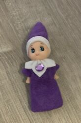 ELF BABY BRAND NEW PURPLE GIRL $6.00