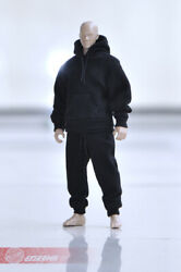 1 12 Hoodie Coat Pants T shirt Clothes Fit 6quot; Male DAM Action Figure Body Toys $28.99