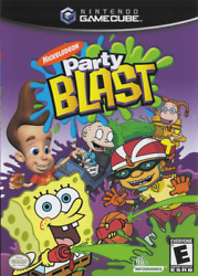 Nickelodeon Party Blast Ngc For GameCube 7E $12.44