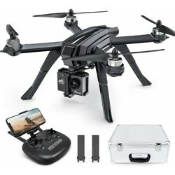Used Potensic D85 Drone 2K Camera FPV Quadcopter Brushless Motor WiFi Drones $169.99