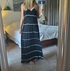Lucky Brand Tye Dye Maxi Dress XS $18.99