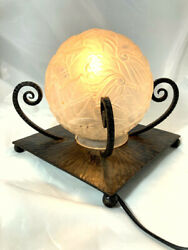Art Deco Small French Table Lamp $475.00