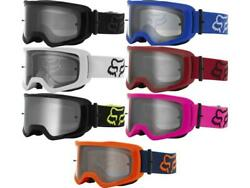 Fox Racing Main II Stray Goggles Motocross MX ATV UTV Offroad Adult amp; Youth #x27;21 $25.95