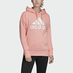 adidas Badge of Sport Long Hoodie Women#x27;s $25.99