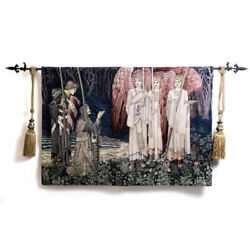 The Achievement Medieval Fine Art Tapestry Wall Hanging Living Room Decor SIGHT $69.99