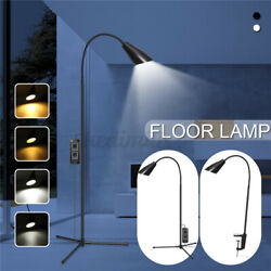 Modern Adjustable LED Floor Lamp Standing Reading Home Dimmable Desk Table Light $40.94