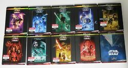 *SLIPCOVERS ONLY * Star Wars 4K Blu ray Slipcovers rogue one new hope Solo $10.99