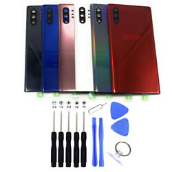 Samsung Galaxy Note 10 Note 10 Plus Battery Back Cover Replacement Glass Tools $12.83