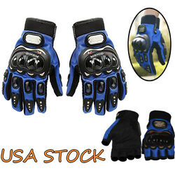 Windproof Cycling Gloves Sports Tactical Shockproof MTB Full Half Finger Glove $12.99