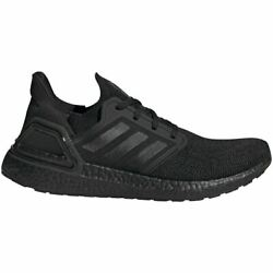 EG0691 Mens Adidas ULTRABOOST 20 Triple Black Size 8 13 NEW FREE SHIPPING $129.99
